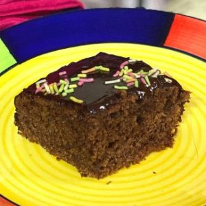 Eggless-Chocolate-Ragi-Cake