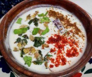 Recipe of Spinach Raita, Palak Raita