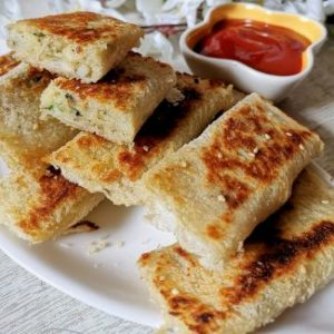 recipe of tawa bread roll / how to make bread rolls with vegetables