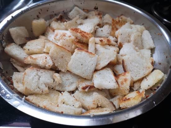 Bread Halwa Recipe | Bread Pudding Recipe