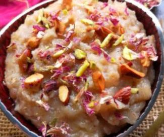 Bread Halwa Recipe | Bread Pudding Recipe