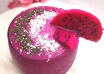 Dragon Fruit Smoothie