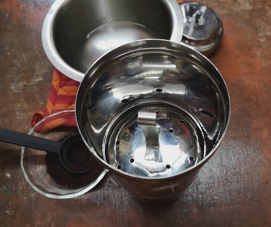 Filter-Coffee-Step-8 kaapi decoction