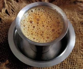 Filter Coffee Recipe | Filter Kaapi | South Indian Filter Coffee