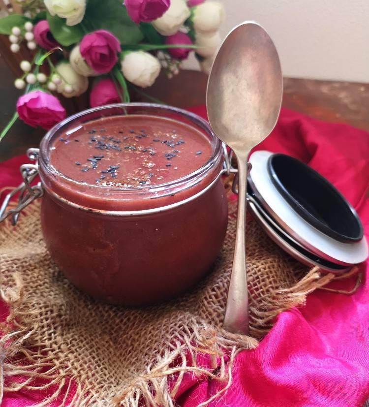 khajur ki chutney | dates chutney | khajoor ki chutney recipe