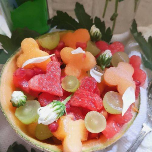 Melon-Fruit-Bowl