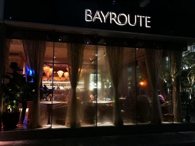 Bayroute at BKC