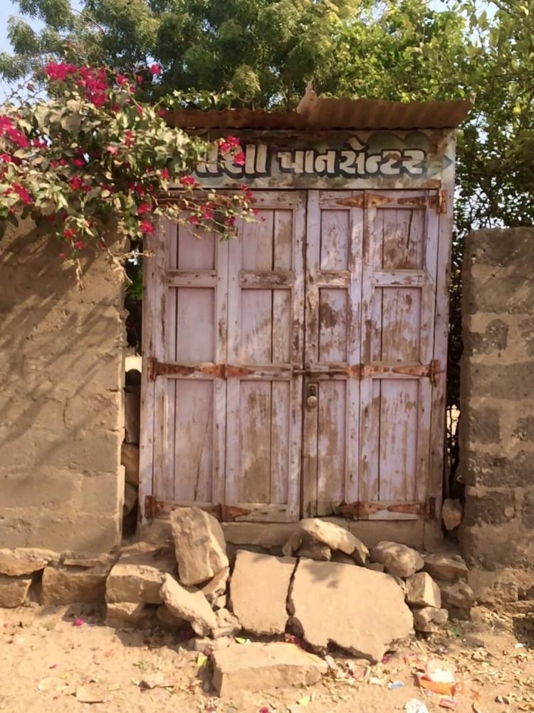 Doors of Kutch