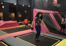 Let's Play Indoor Trampoline Park – exhilarating place for kids and adults alike!!