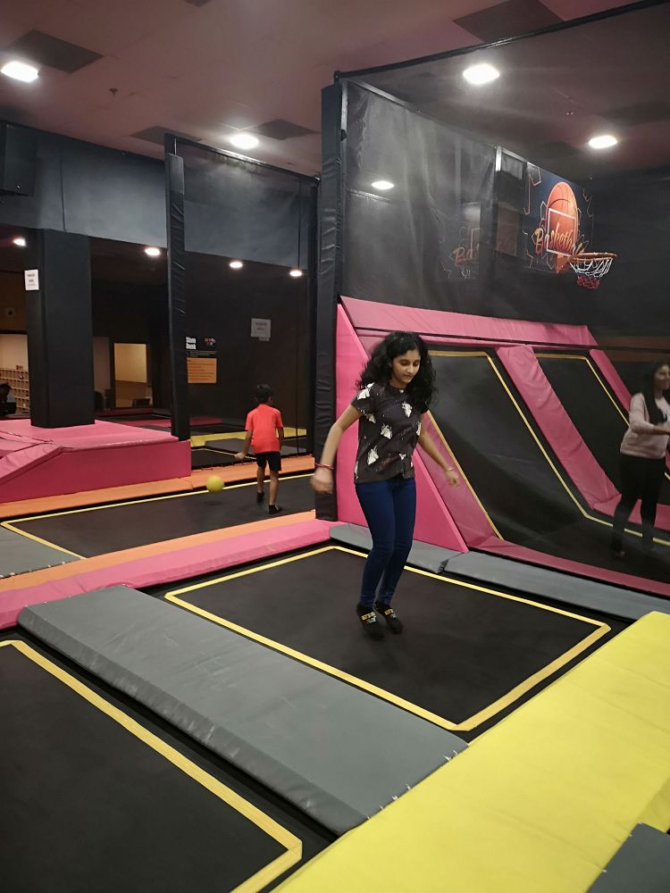Let's Play Indoor Trampoline Park