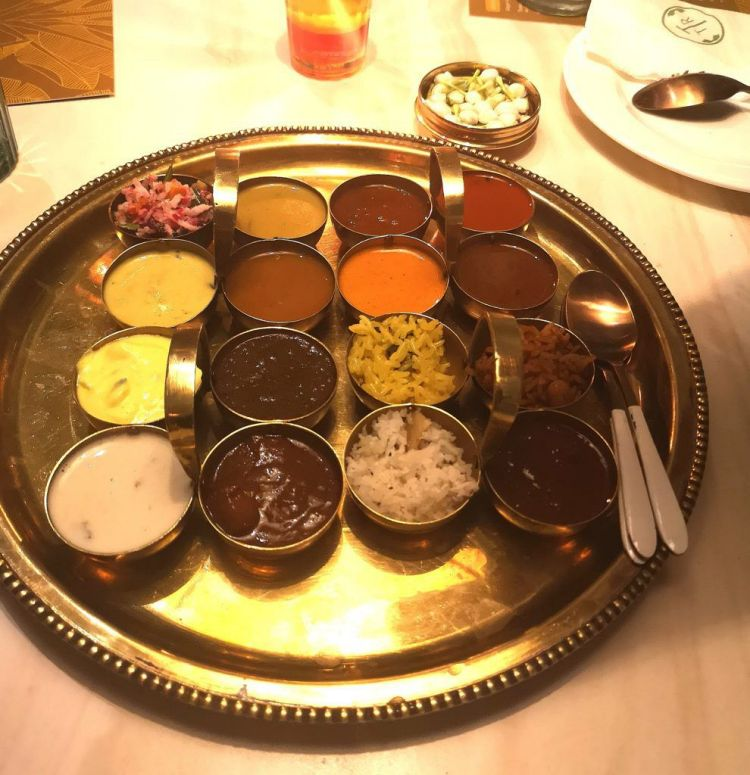Tanjore Tiffin Room