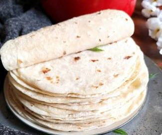 Mexican Flour Tortilla Recipe | Flour Tortillas