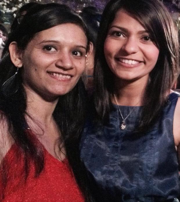 with the winner of masterchef , nikita gandhi