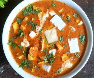 Paneer Butter Masala | Paneer Recipes