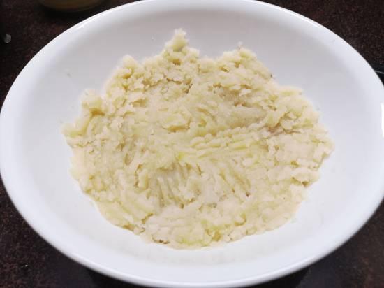 mashed potatoes for Recipe of Sweet Corn tikkis | Sweet Corn Pattice Recipe