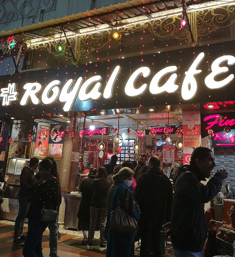 Royal Cafe in Lucknow, Foodies guide to Lucknow