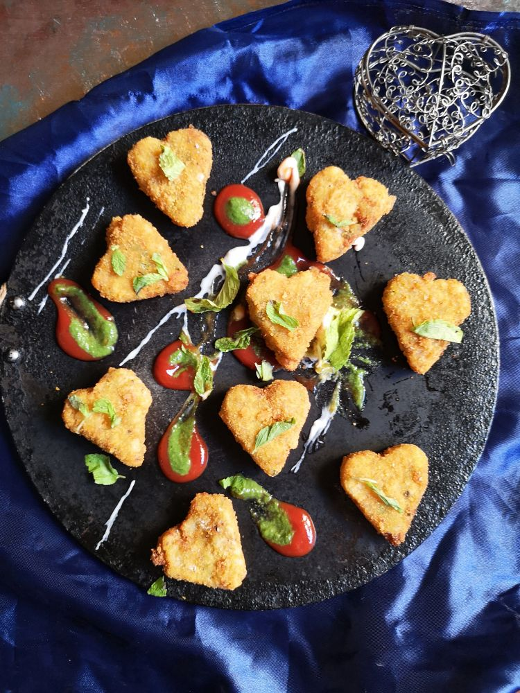 Recipe of Veg Cutlet