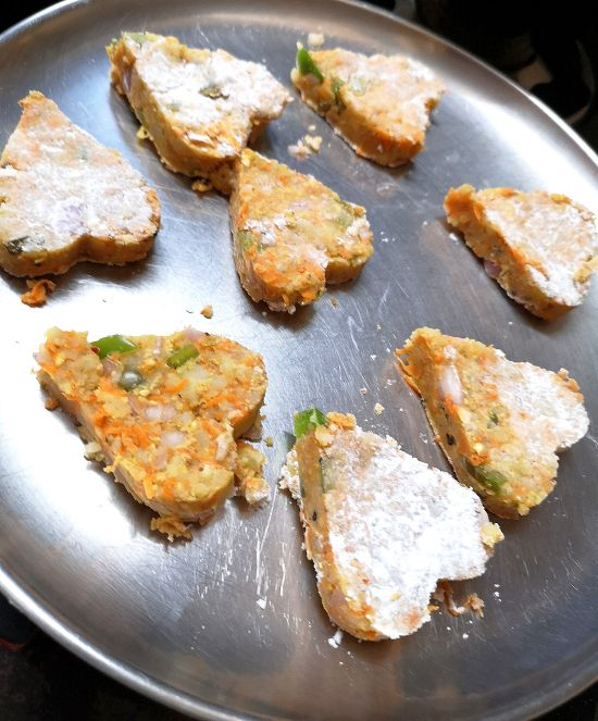 Recipe of Veg Cutlet, easy veg cutlet recipe