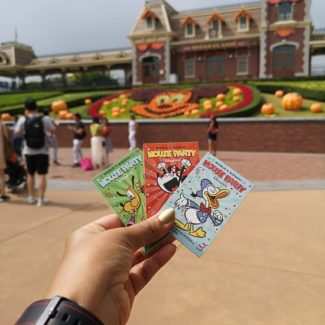 Mickey's Halloween Street Party at Hong Kong Disneyland, Picture Gallery