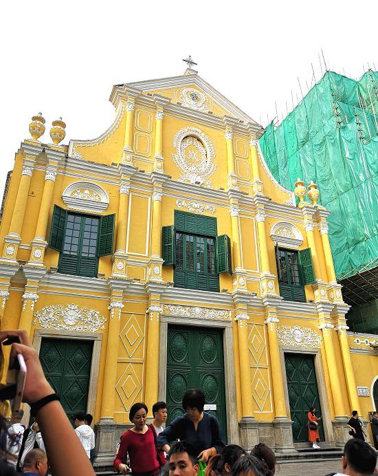 Church in Macau
