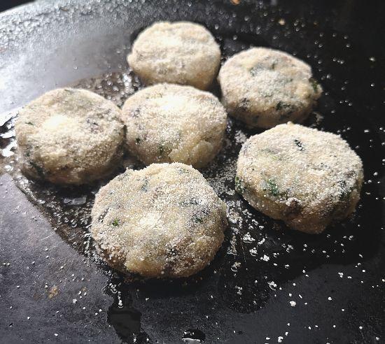 benefit of button mushroom, recipe of mushroom cutlets