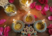 Spiritual Vibes With Tokenz Brass Diyas