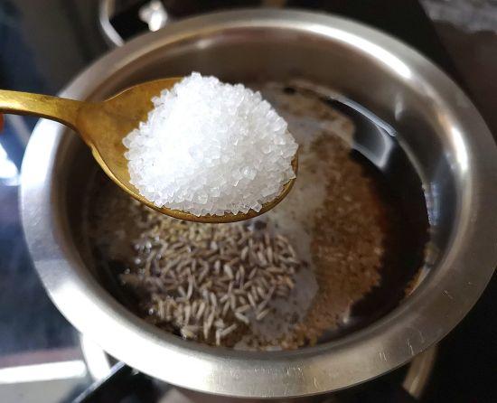Banarasi Hajmola Chai, How to make Hajmola Chai,