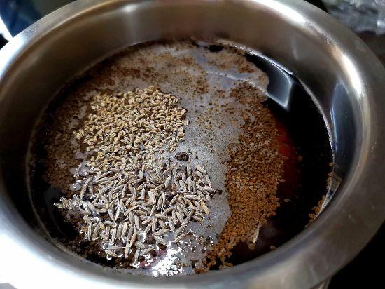 tea concoction for hajmola chai