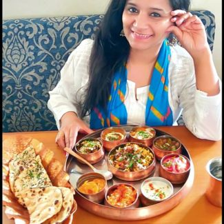 Delhi Highway, Best Vegetarian Place for North Indian Thali