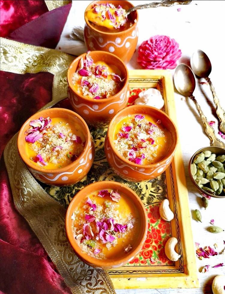 Instant Mango Matka Kulfi, How to Make Mango Matka Kulfi