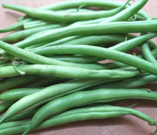 Long French Beans for Yasai Salad